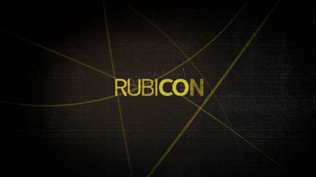 main title sequence for AMC's 'Rubicon', produced & created by Imaginary Forces. Editorial by Caleb Woods & Jordon Podos.