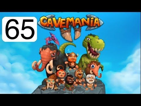 Cavemania - Level 65 (No Boosters walkthrough on iPad) by edepot #cavemania #cavetips #usergenerated