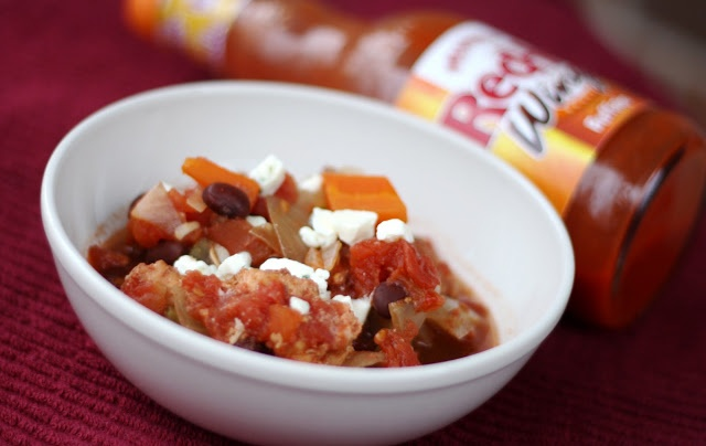 Buffalo Chicken Chili | Yummy Food-Chicken | Pinterest