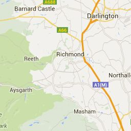 Map of National Trust, English Heritage, Historic Houses Association, Historic Scotland Attractions - SWC