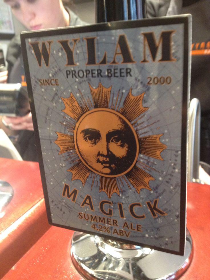 Wylam Magick Summer Ale