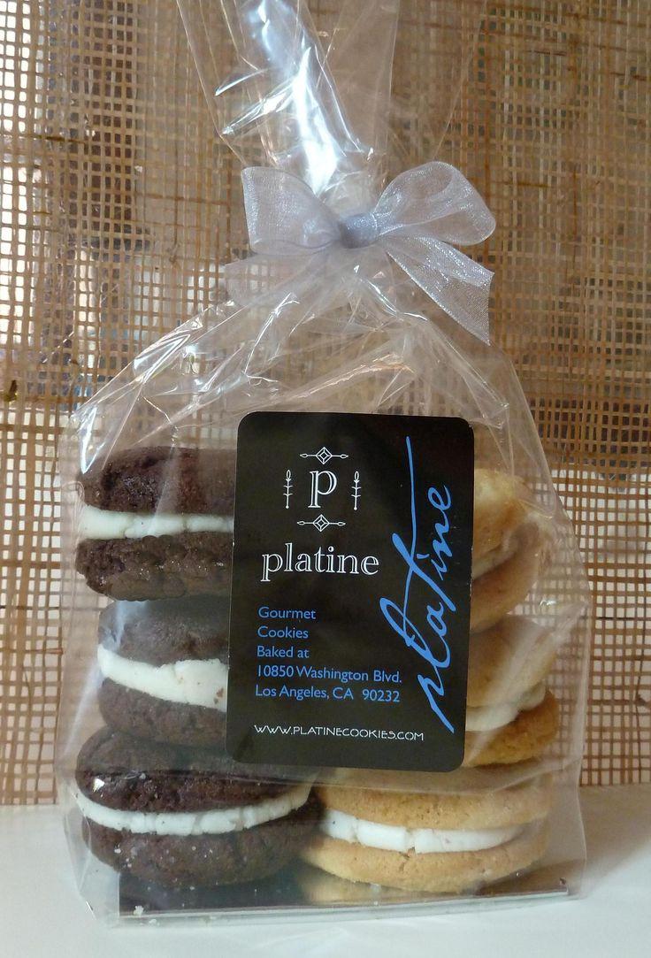 #platine's cookie packaging