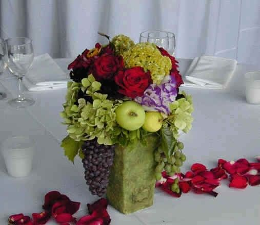 vegetable arrangements | Vegetables, Fruits & Flowers – A Winning Combination | Bloomin' Blog