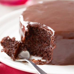 No oven? You can still make cake! Try with gf flour mix