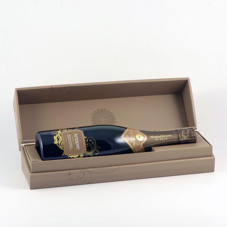 MonteOliveto di Casa, Cofanetto per bottiglia Asterope