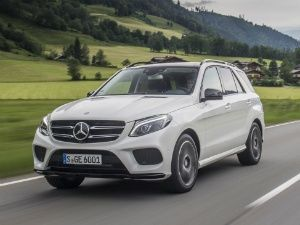 2015 Mercedes-Benz GLE First Drive Review