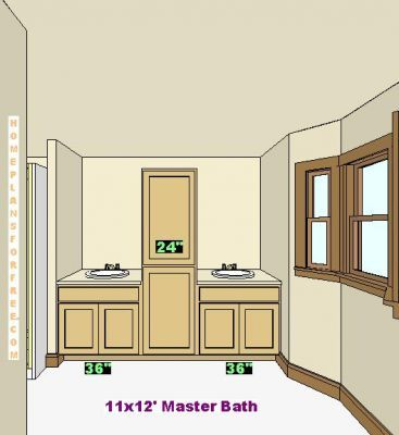 11x12 bedroom designs popular house plans and design ideas for Bathroom ideas 10x12
