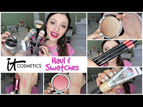 It Cosmetics | Haul & Swatches | ByeBye Undereye, CC Cream, Brushes, & More! http://cosmetics-reviews.ru/2017/12/04/it-cosmetics-haul-swatches-byebye-undereye-cc-cream-brushes-more/