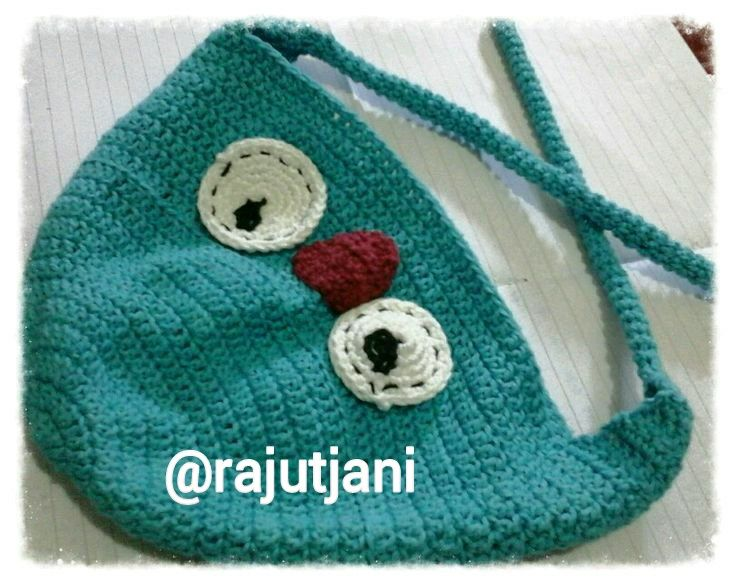 You can call it an owl... Hekekekeke... Baby owl hat a.k.a topi bayi burung hantu  https://www.instagram.com/p/9VGd86BwoG/