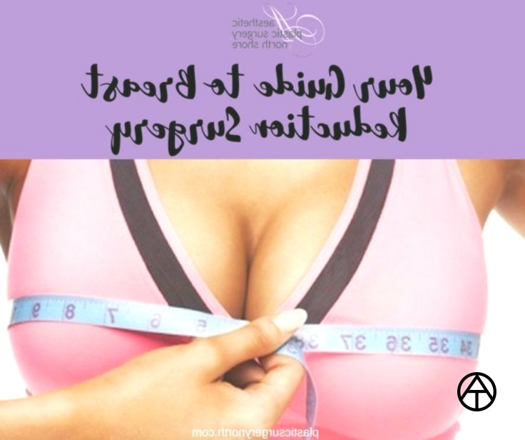 Considering Breast Reduction Surgery? Learn about …