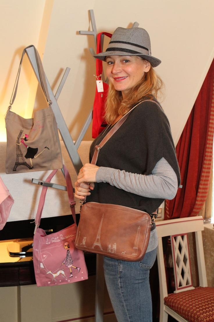 Julie Ferrier loves Zazazou