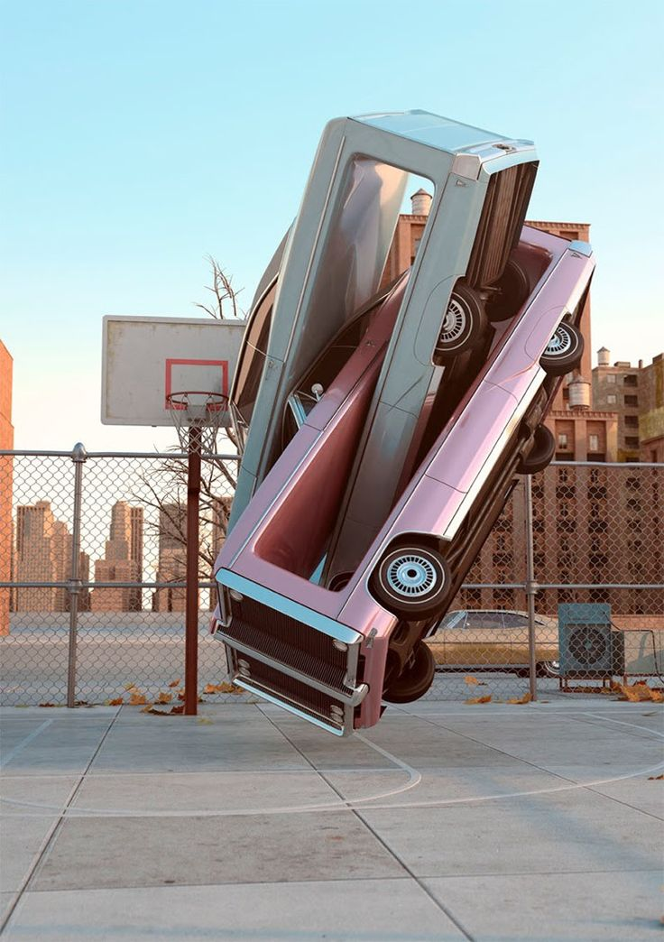 Aeróbica Automotiva de Chris Labroov