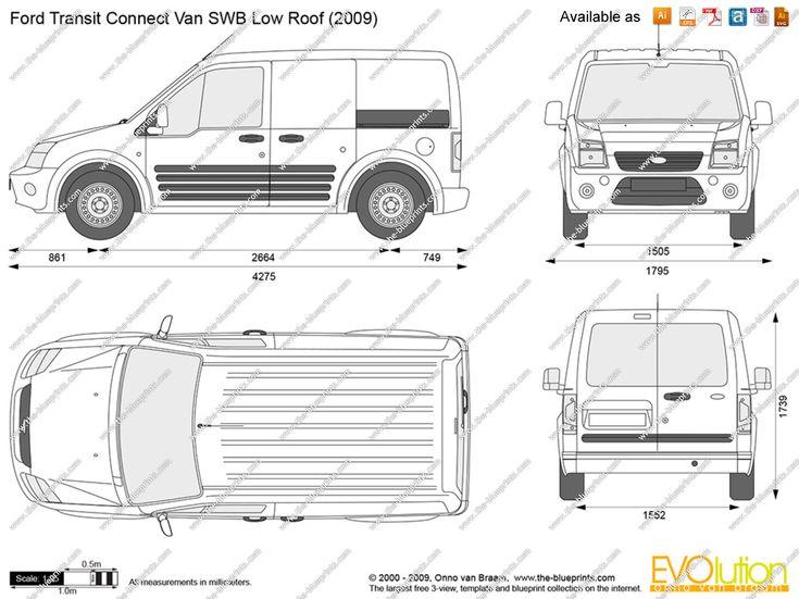 Ford Transit Connect Dimensioni Interne 4