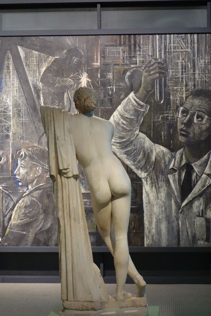 Rome - Musée de la Centrale Montemartini