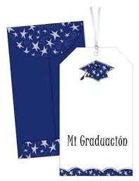 Resultado de imagen para tarjeta de graduacion infantil