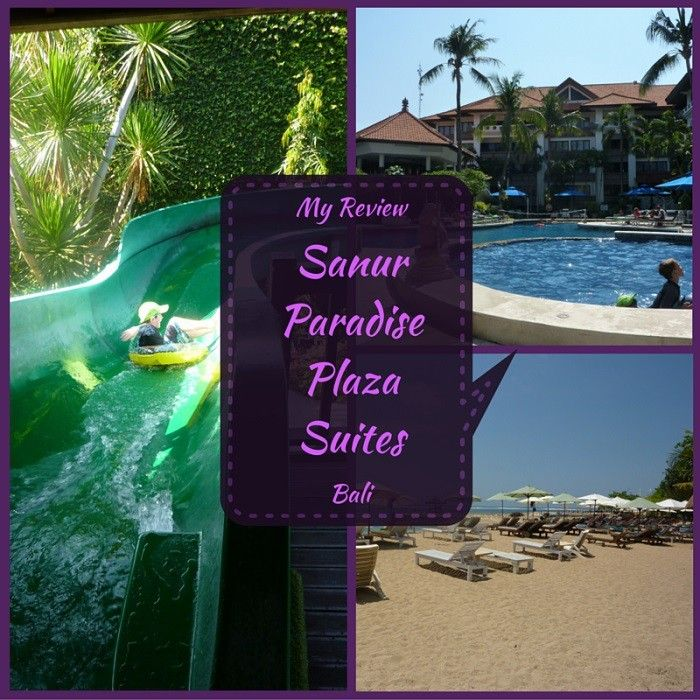 Hotel Review: My Say: The Sanur Paradise Plaza Suites Review  http://toddlersontour.com.au/my-say-the-sanur-paradise-plaza-suites-review/