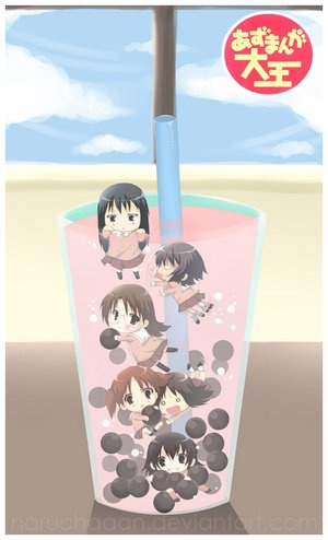 Azumanga Daioh  My number 2 pick of my favorite anime top 5! :-3