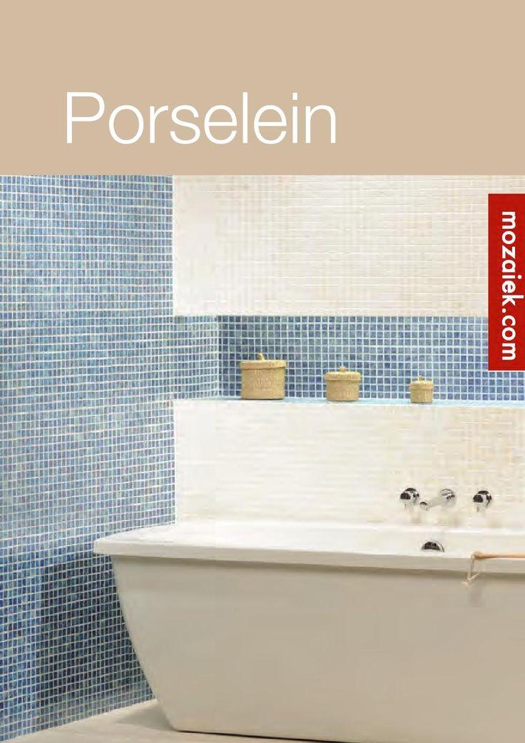 Glitters, patroontjes, ingetogen kleurtjes. Het kan allemaal met mozaiek. In een badkamer krijg je een mooi effect als de mozaïekvloer doorloopt in de badwand. Alle muren met mozaiek mag ook :-) Prijzen variëren van 30 euro tot 3000 euro per m2. Bedenk wat je uit wilt geven en waar het accent mag komen te liggen. Dan zal het zeker lukken om een mooie invulling te geven!