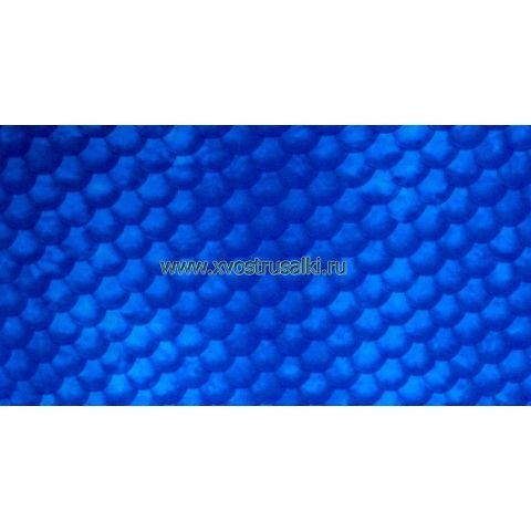 Хвост русалки для плавания голубого цвета с чешуей германский оригинал