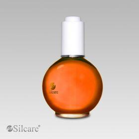 Silcare Ενυδατικό Λάδι Επονυχίων 75ml (Mango) Ενυδατικό λάδι επονυχίων με εκχύλισμα αμυγδαλέλαιου και ροδάκινου, εφαρμόστε το σε στεγνό και καθαρό δέρμα στην περιοχή των επονυχίων ακόμα και στην επιφάνεια του νυχιού. Περιποιείται την περιοχή γύρω από τα νύχια και προλαμβάνει το ξεφλούδισμα και την ξηρότητα. Το καπάκι έχει σταγονόμετρο για εύκολη εφαρμογή και οικονομία προϊόντος. Τιμή €9.50