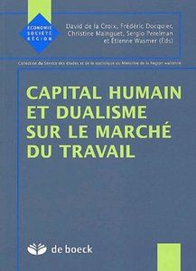 Frédéric Docquier - Capital humain et dualisme sur le marché du travail