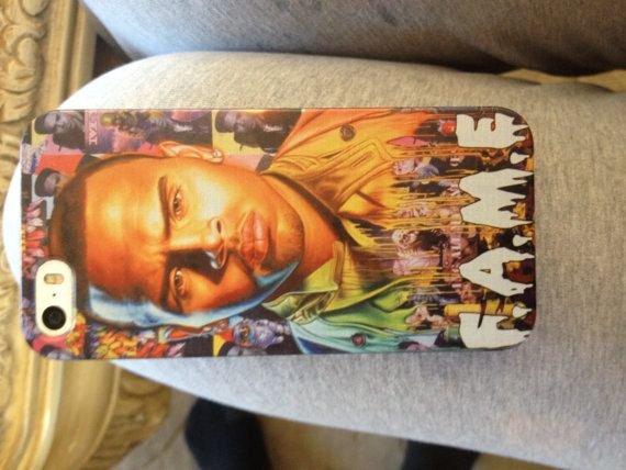 Chris brown fame album iPhone 5-5s casehris brown by Alisarbreezy