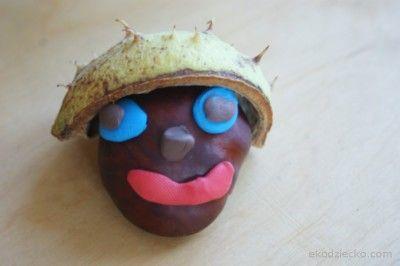 ludziki z kasztanów humanoids with chestnuts