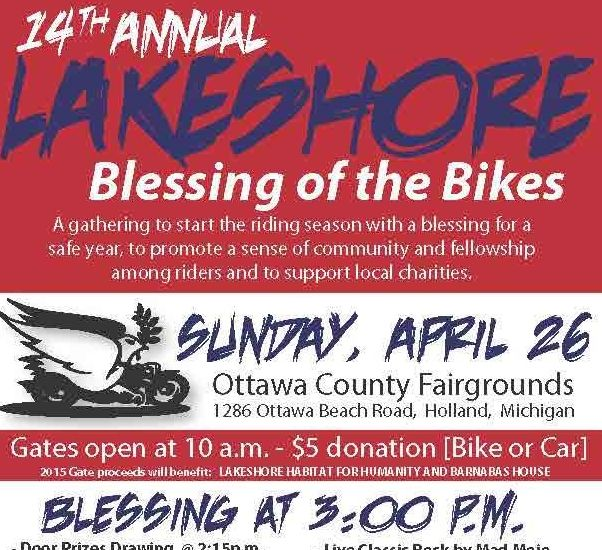 Blessing Of The Bikes Holland Mi Holland MI April