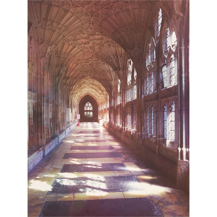 Hall in Gloucester's cathedral