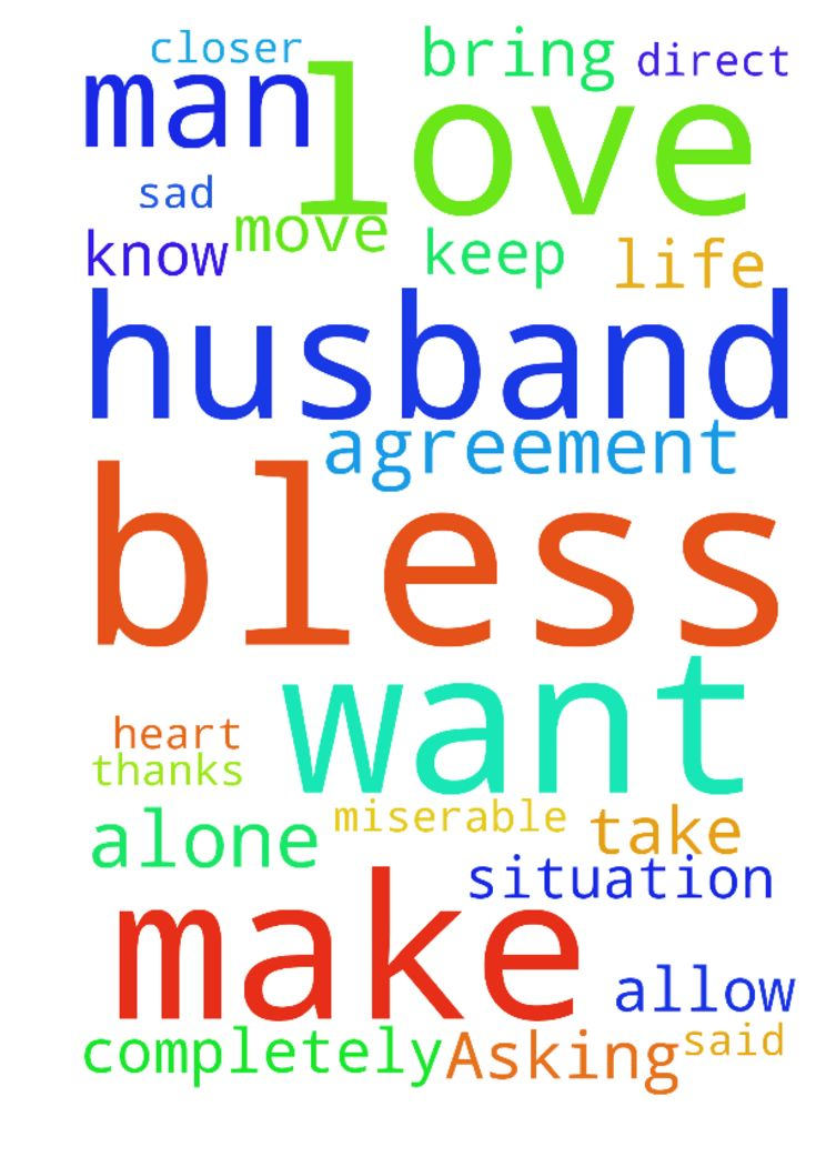 Asking for prayer and agreement.  God, I'm in love -  Asking for prayer and agreement. God, Im in love with R, I ask if its your will for me to be with him, work things out between us and make him my husband. Turn his heart towards me, and help him to be the man I need him to be. If its not your will for me to be with R, take him completely out of my life, bring me the man you want me to be with and make him my husband. Bless me with a man that will love, spend lots of time with me, take…