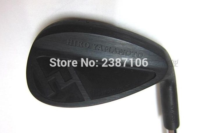 66.00$  Watch more here - http://aiypa.worlditems.win/all/product.php?id=32766826210 - HIRO YAMAMOTO  HY-W551  forged  carbon steel  golf   wedge head  loft  48 52 54 56 60   wood  iron  putter  head