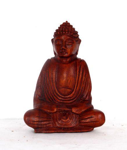 Buda, figura de madera tallada alto 15 cm. http://www.aleko.kingeshop.com/Buda-dbaaaaira.asp