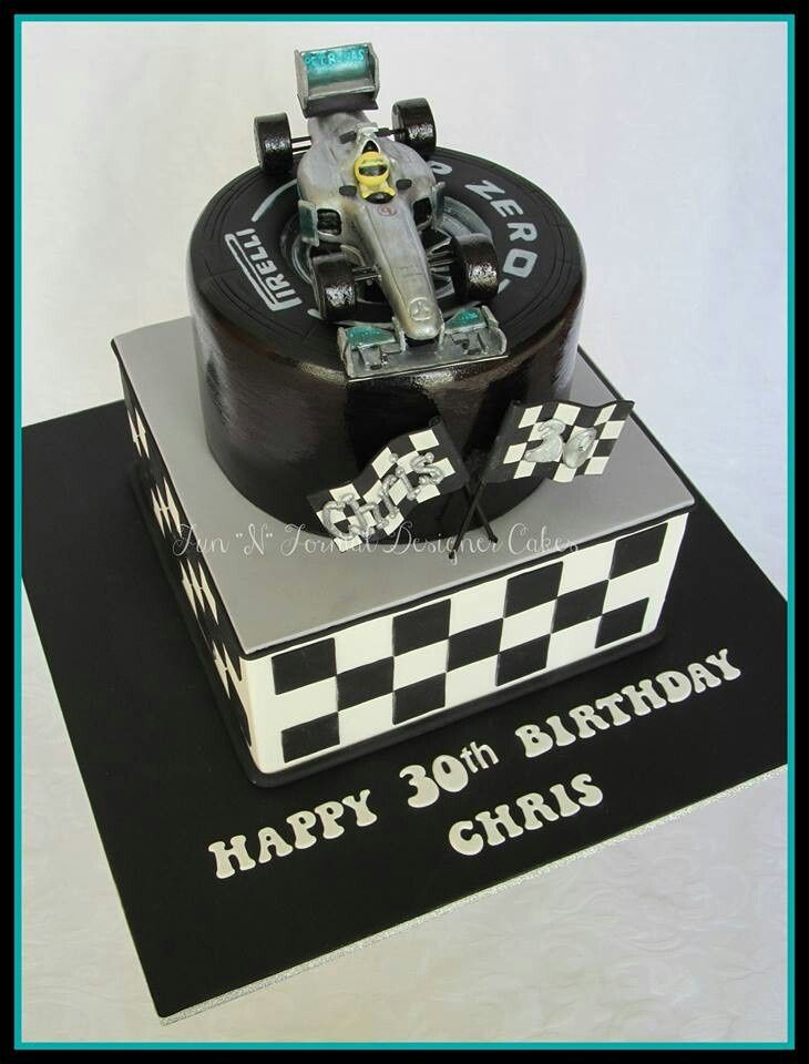 Race Car Cakes For Men Racing car cake awesome
