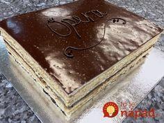 Tento zákusok patrí k skvostom francúzskeho cukrárskeho umenia. Nájdete v ňom ten najlepší maslový krém a najjemnejší korpus. Všetko pretkané vôňou kávy a čokoládou, je to ten najluxusnejší zákusok, aký poznáme.