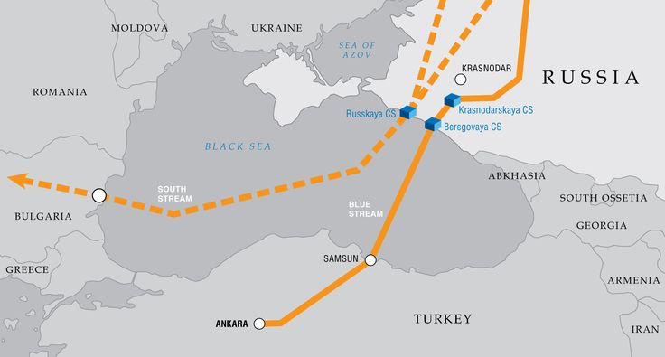 "The Greek ""White Knight"" Emerges: Putin To Give Athens €5 Billion For Advance Gas Pipeline Fees 