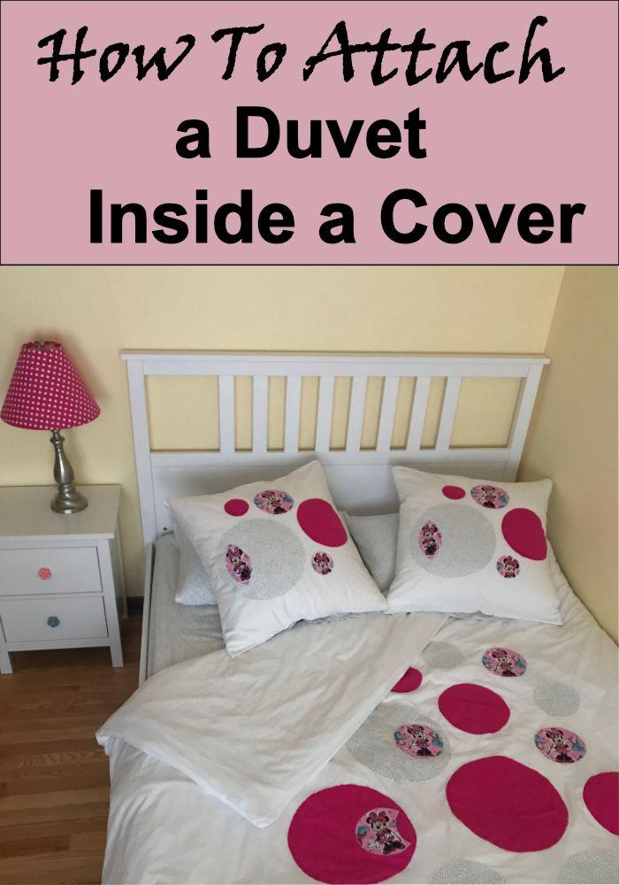 How To Attach A Duvet Inside A Duvet Cover Agnes Creates Duvet Cover Diy Duvet Cover Tutorial Diy Duvet