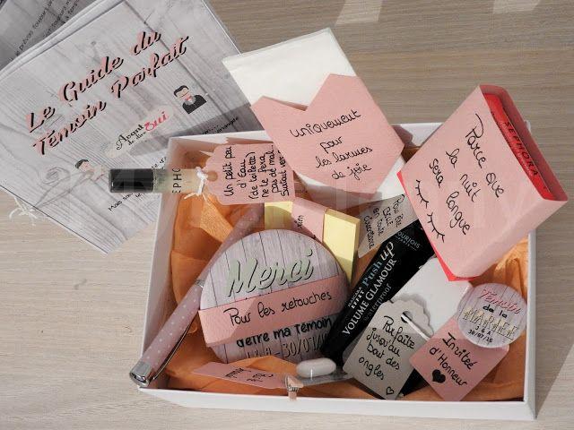 [WEDDING] J-9 Mois | DIY : Nos Boîtes à Témoins - (BestMan Box) | My Fair Jenny