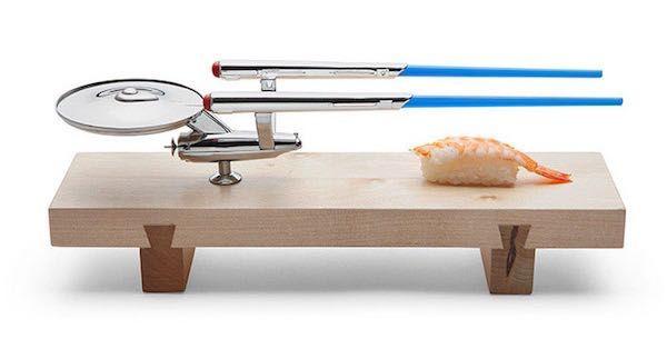 Set sushi Enterprise