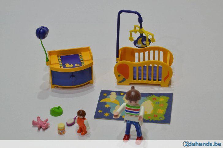 Afbeeldingsresultaat voor playmobil kinderkamer