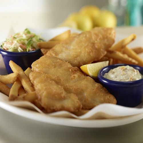 Captain D's Batter Dipped Fish Recipe
