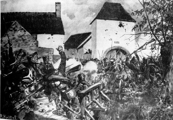 Battle of Tannenberg (182,000 total casualties