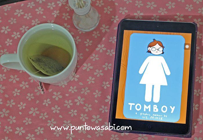 Crecer suele ser complicado, Tomboy – Punto Wasabi