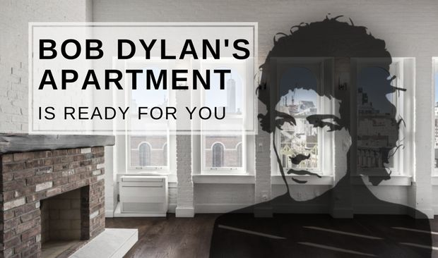 IT'S NOW POSSIBLE TO LIVE IN BOB DYLAN'S FORMER HOUSE DESIGN STUDIO