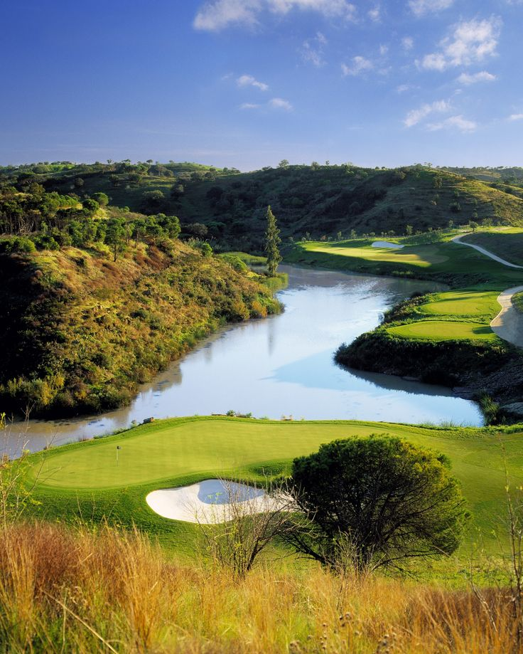 Hotel Quinta do Lago #Almancil #Portugal #golf #golfcourse
