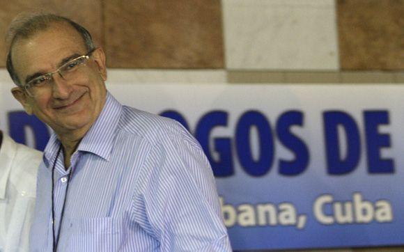 POLITICA: NEGOCIACIONES DE PAZ ENTRE EL GOBIERNO COLOMBIANO Y LAS FARC - EP EN CUBA
