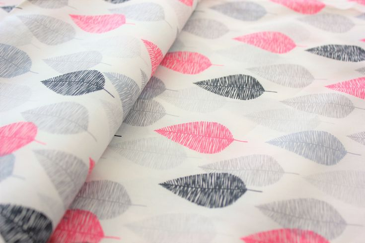 Now available in our #etsy shop: #cloud9fabrics #organicfabric #organiccotton # pink #white #supplies #sewing http://etsy.me/2n3fULD