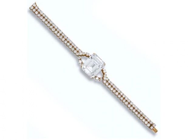 5 braccialetti di diamanti più costosi mai venduti in un'asta - Queen Ladys