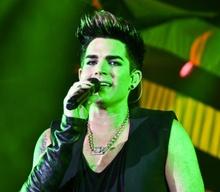 Adam Lambert performing in Moscow, Russia 2013 .png