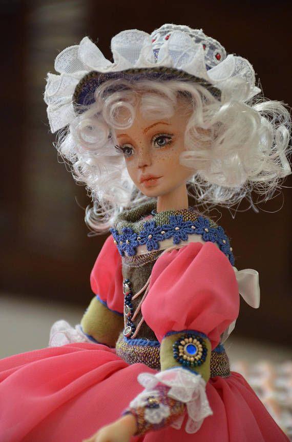 OOAK Doll souvenir doll collectible