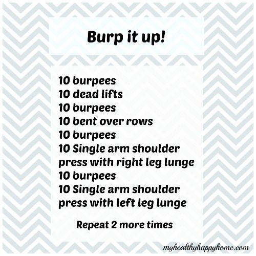 core cardio bonus total body circuit workout peanut butter